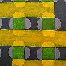 Ann Makander (född 1954), Surr. Akryl, 1995